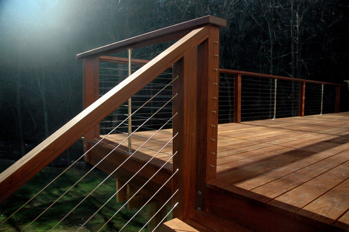 Accessories For Cable Railing Systems | Stainless Cable Spreaders ...